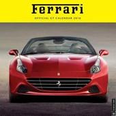 Ferrari Official GT 2016 Calendar