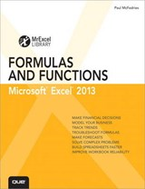 Excel 2013 Formulas and Functions | Paul McFedries |