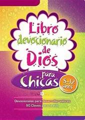 Libro devocionario de Dios para chicas/ God's Little Devotional Book For Girls