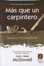 Nuevo Testamento Mas Que Un Carpintero-Ntv