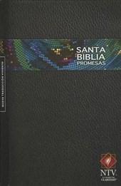 Biblia de promesas NTV negro/ NTV Promise Bible Black