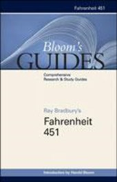 Bloom's Guides Fahrenheit 451 | Ray Bradbury |