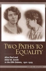 Two Paths to Equality | Amy E. Butler |