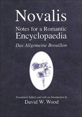 Notes for a Romantic Encyclopaedia | Novalis |