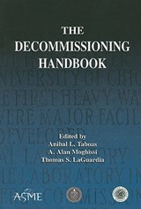 The Decommissioning Handbook [With CDROM] | TABOAS,  Anibal L. |