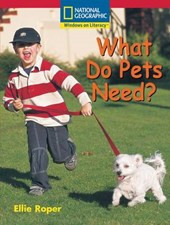 What Do Pets Need?