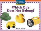 Which One Does Not Belong? | Kevin Biggs |