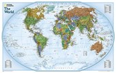 World Explorer [Laminated] | National Geographic Maps  Reference |