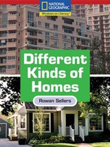 Different Kinds of Homes | National Geographic Learning; Deborah J Short; Josefina Villamil Tinajero; Alfredo Schifini; National Geographic Learning |