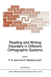 Reading and Writing Disorders in Different Orthographic Syst
