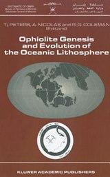 Ophiolite Genesis and Evolution of the Oceanic Lithosphere | auteur onbekend |