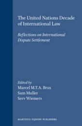 The United Nations Decade of International Law