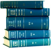 Recueil Des Cours, Collected Courses, Tome/Volume 238 (1993)