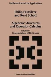 Algebraic Structures and Operators Calculus