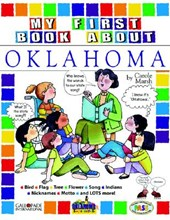 My First Book about Oklahoma | Carole Marsh |