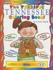 The Terrific Tennessee Coloring Book!