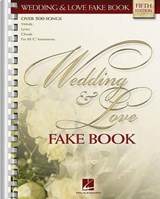 The Wedding & Love Fake Book |  |