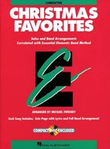 Essential Elements Christmas Favorites Conductor Book | Sweeney Michael |