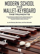 Modern School for Mallet-Keyboard Instruments | M. Goldenberg |