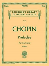 Chopin Preludes for the Piano | Frederic Chopin |