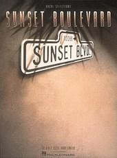 Sunset Boulevard - Vocal Selections