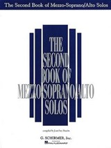 Second Book of Mezzo Soprano Alto Solos | Various |