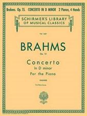 Concerto No. 1 in D Minor, Op.