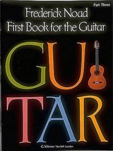 First Book for the Guitar | Noad Frederick |