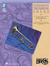 Canadian Brass Book of Intermediate Trombone Solos | Various |