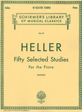 Fifty Selected Studies for the Piano