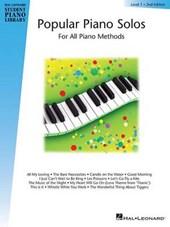 Popular Piano Solos - Level