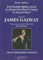 Fantasie Brillante on Themes from Bizet's Carmen