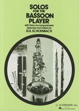 Solos for the Bassoon Player | Various |