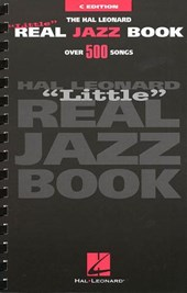The Hal Leonard Real Little Jazz Book