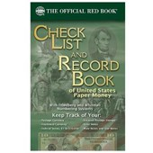 The Official Red Book Check List and Record Book of United States Paper Money