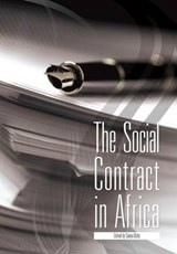 The Social Contract in Africa | Sanya Osha |