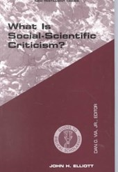 What Is Social-Scientific Criticism?
