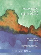 Preaching from the Lectionary [With CDROM] | Gerard S. Sloyan |