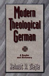 Modern Theological German