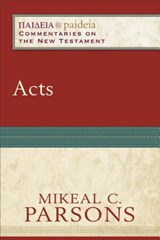 Acts | Mikeal C. Parsons |