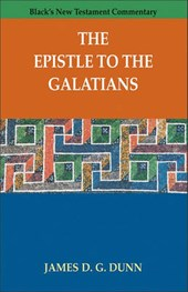 The Epistle to the Galatians | James D. G. Dunn |