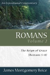 Romans Volume | James Montgomery Boice |