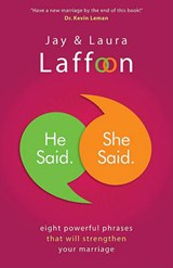 He Said. She Said. | Jay Laffoon |