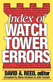 Index of Watchtower Errors 1879 to