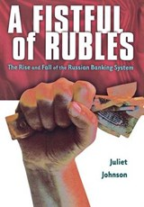 A Fistful of Rubles | Juliet Johnson |