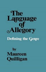 The Language of Allegory | Maureen Quilligan |