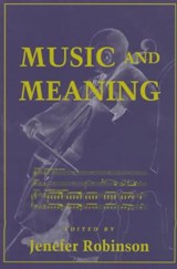 Music and Meaning | auteur onbekend |