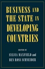 Business and the State in Developing Countries | auteur onbekend |