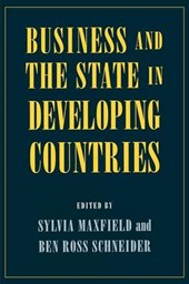 Business and the State in Developing Countries |  |