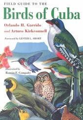 Field Guide to the Birds of Cuba